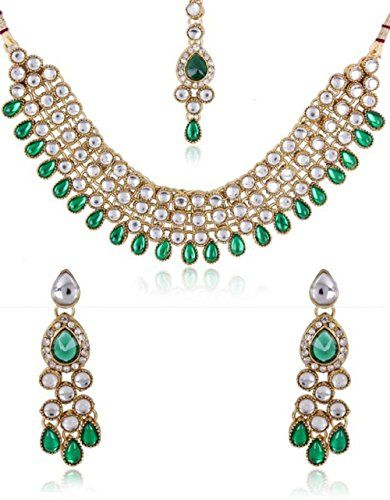 Amazing Indian Bollywood Gold Plated Green Stone Kundan E... https://www.amazon.com/dp/B01N12ZX4R/ref=cm_sw_r_pi_dp_x_3rrZyb37JW4J9