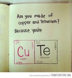 yes u r ;)