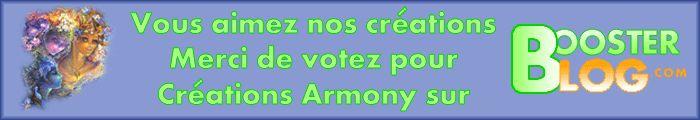 Trafic Booster votez pour créations armony