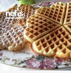 Waffle ( Süper Tarif)
