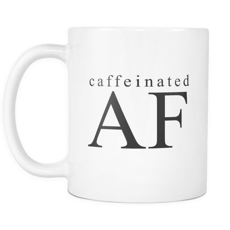 This is an 11 Oz white ceramic Coffee Mug. All mugs are dishwasher safe, however we recommend hand washing as it will ensure a longer life period for the design. All mugs will give a great positive st