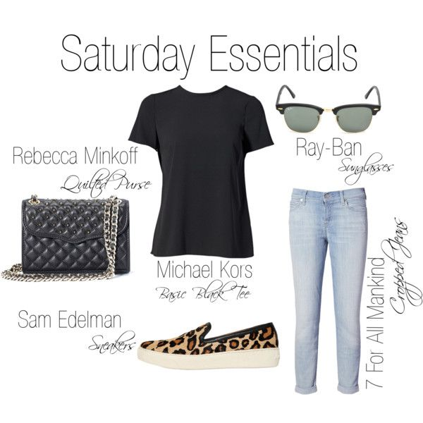 """""""Saturday Essentials"""" by shopeluxe on Polyvore"""