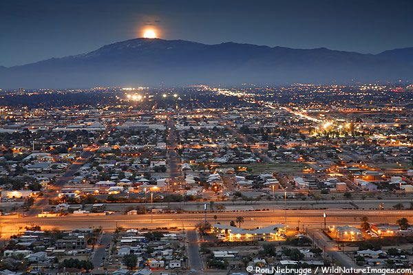 Tucson, Arizona.    Born there:)