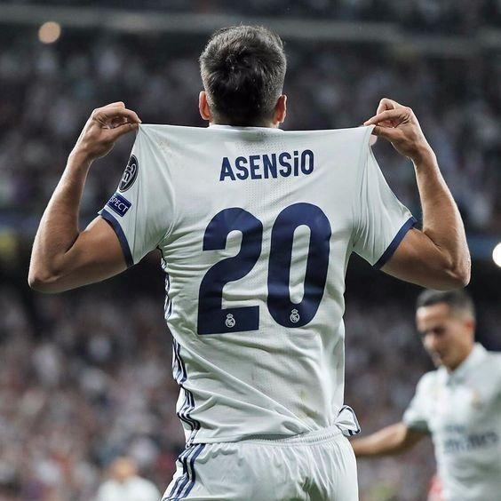 Czy Marco Asensio zostanie następcą Cristiano Ronaldo w Realu Madryt? • Myślicie, że przejmie rolę Cristiano po zakończeniu kariery? #asensio #realmadrid #football #soccer #sport #sports #pilkanozna #futbol