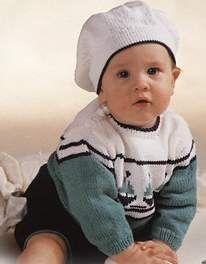sweater jacquard baby