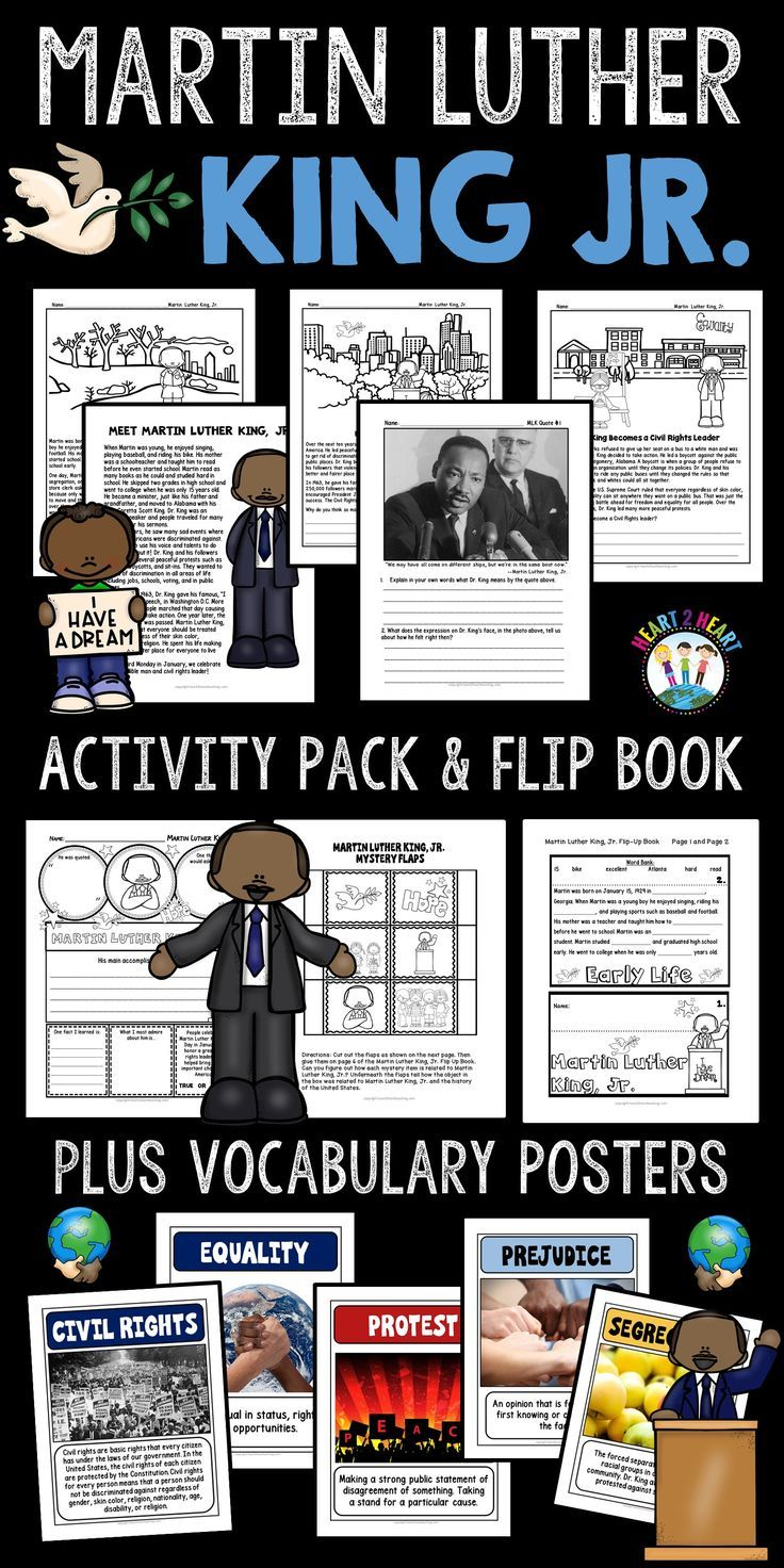 60 best Martin Luther King, Jr. images on Pinterest | Learning ...