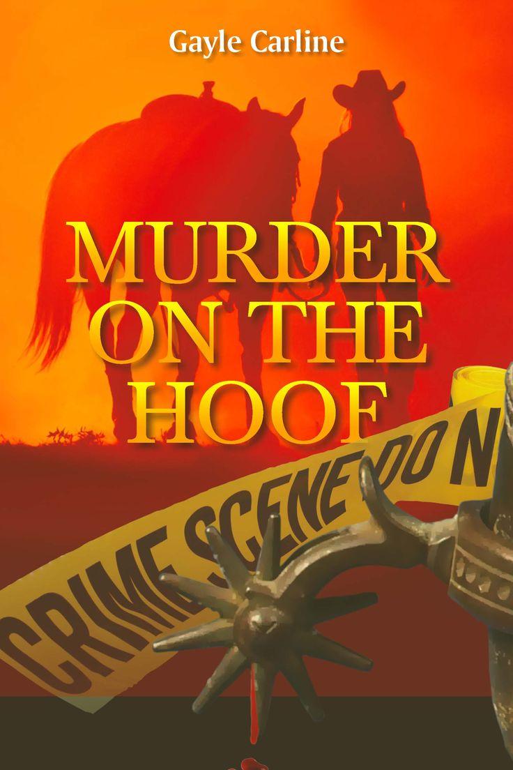 Cover art for MURDER ON THE HOOF!