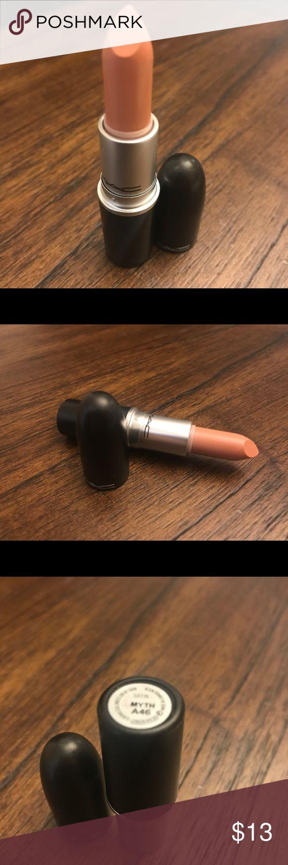 MAC Myth ✨💄 100% authentic MAC lipstick in Myth ! Gorgeous ♥️✨ MAC Cosmetics Makeup Lipstick