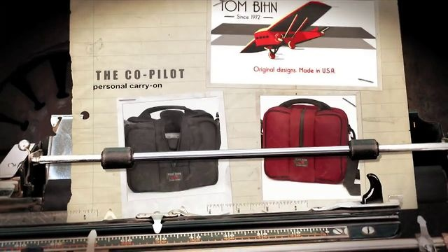 Co-Pilot - personal carry-on by Tom Bihn - Gear, Gadgets and Gizmos