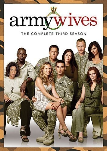 Army Wives- Another show I've decided I liked since discovering Netflix.  Too bad it ended last year.