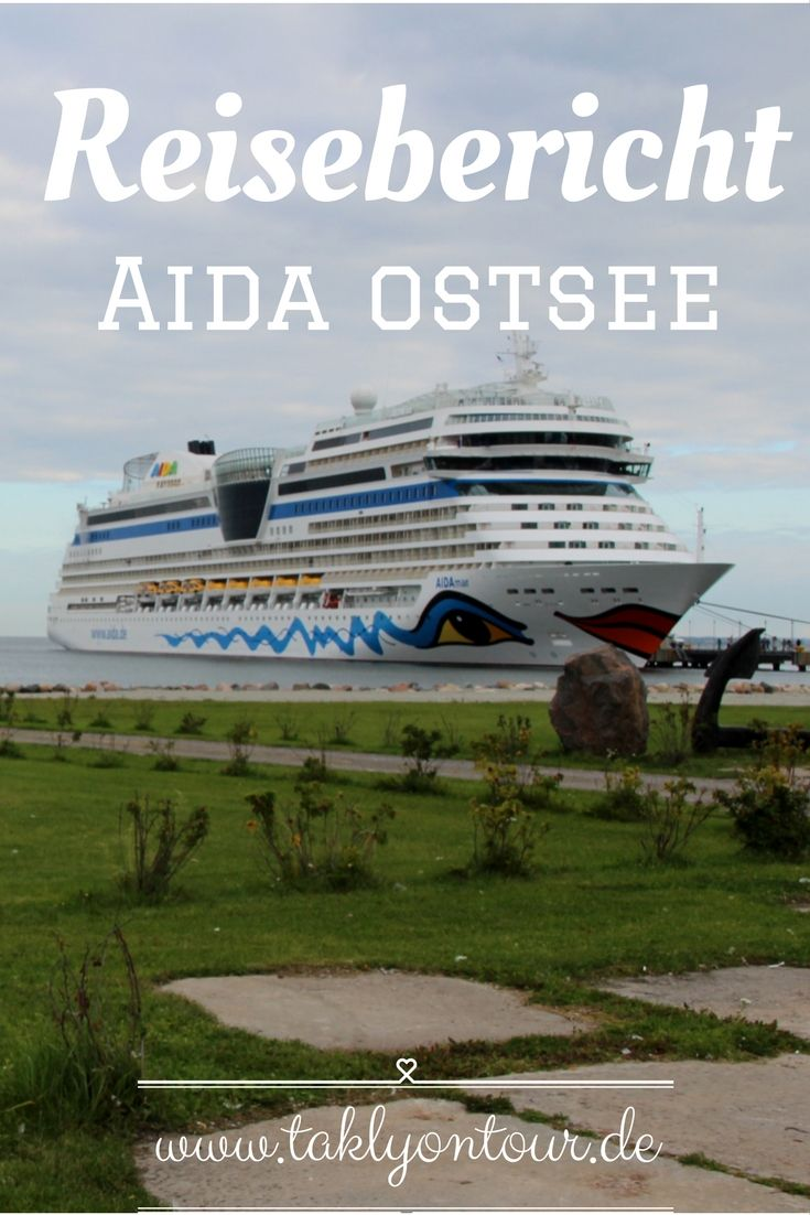 **www.taklyontour.de** Ein ausführlicher #Reisebericht mit der #AIDA über die #Ostsee. Zu Besuch in #Tallinn • #St.Petersburg • #Helsinki • #Stockholm.