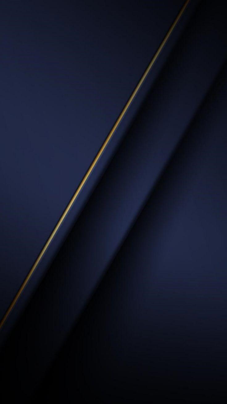 Dark Gold Phone Wallpaper Android Wallpaper Blue Abstract Wallpaper Gold Wallpaper Phone Dark blue plain wallpaper hd