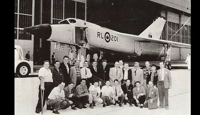 Rare!! AVRO ARROW Photo… before engines installed! | by Paul Cardin (Never Was An Arrow)