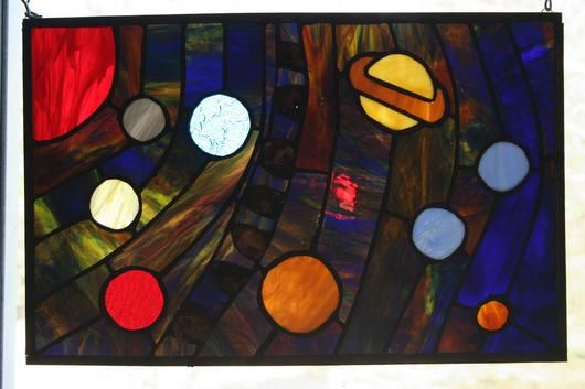 194 best images about celestial space stained glass on pinterest artworks jorge cruz and - Eco friendly large glass windows offering effective energy savings for contemporary residence ...
