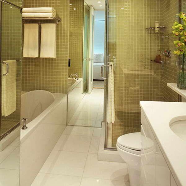 ideas of bathroom shower floors with iron towel rack www.giesendesign ...