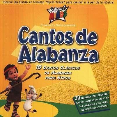 Cantos de Alabanza (Songs of Praise), CD
