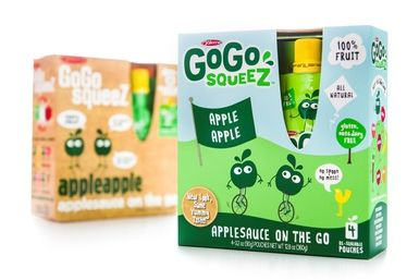 Learn How to Create a Healthy Kids Snack Brand from GoGo squeeZ: GoGo squeeZ is the first squeezable, re-sealable, no-mess, all-natural, applesauce based snack for kids (and big kids!) on the go.