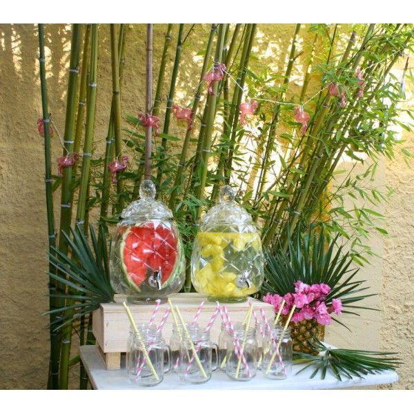Fontaine à limonade Pompine 6L