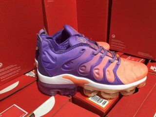 competitive price a84bd af40c Womens Shoes Nike Air VaporMax Plus TN Spectrum Orange Purple
