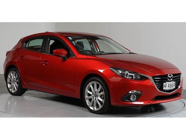 Mazda 3 SP25 2.5 SportHatch - MANUAL 2013 | Trade Me