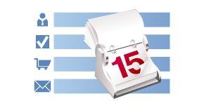 Interactive Calendar - free desktop calendar software and day planner | CSoftLab