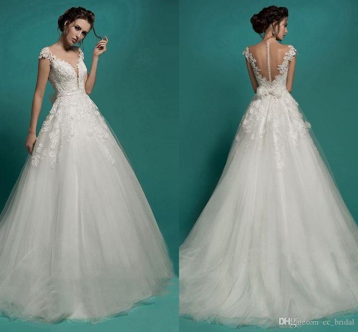 81 best 2016 Wedding Dresses images on Pinterest | Short wedding ...