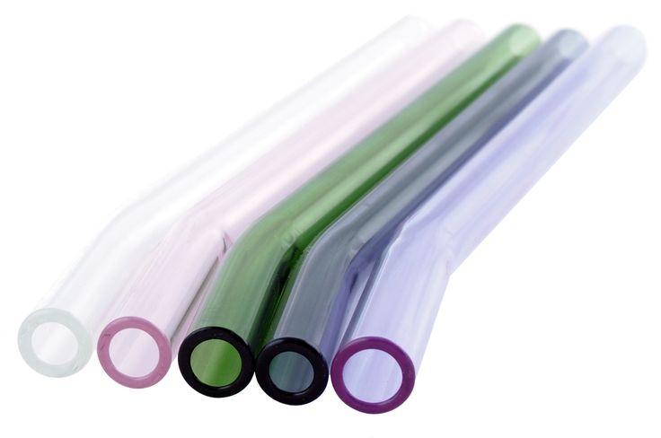 Raw Blend - Raw Blend Glass Straws Bent , $9.95 (http://shop.rawblend.com.au/raw-blend-glass-straws-bent/)