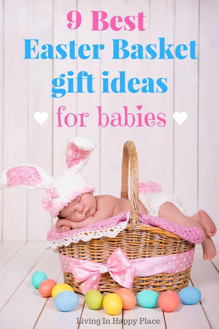 Best 25 baby easter basket ideas on pinterest easter baskets easter basket ideas for babies easter gift ideas for baby negle Images