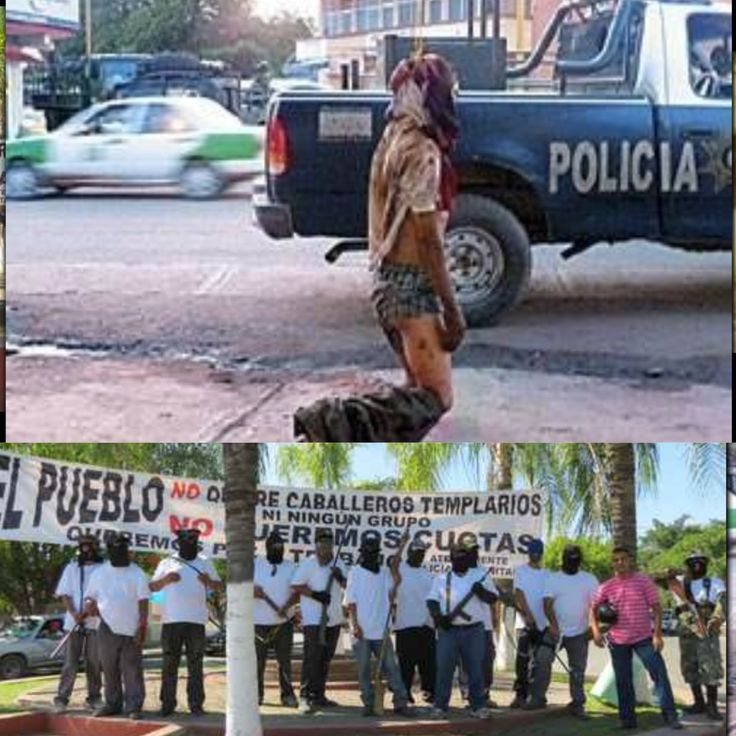 The Knights Templar Cartel (Spanish: Caballeros Templarios) is a Mexican criminal organization composed of remnants of the defunct La Familia Michoacana drug cartel based in the Mexican state of Michoacán.
