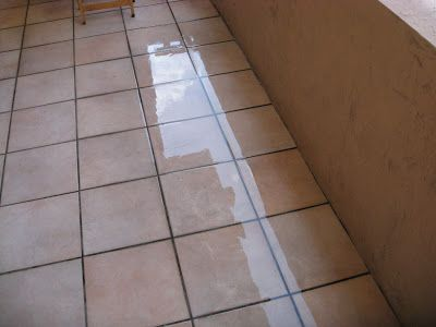 11 best images about rust stains on pinterest remove for How to clean floor stains