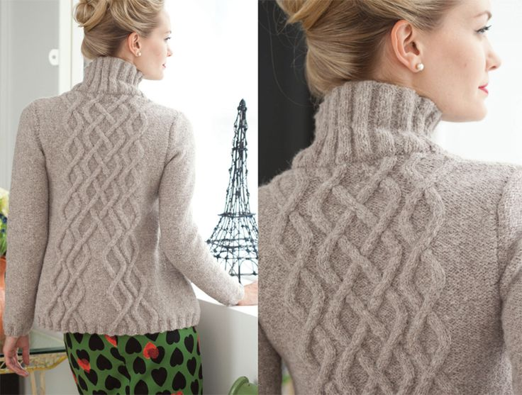 258 best Cardigans images on Pinterest | Knitting patterns, Knit ...