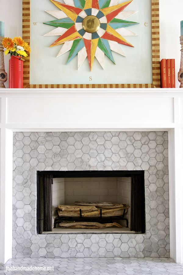 1000 Ideas About Mosaic Tile Fireplace On Pinterest Herringbone Fireplace Fireplace Tile