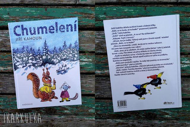 iKarkulka: Vánoční a zimní knížky