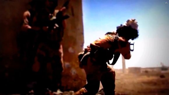 ISIS Flames of War trailer, Obama speech needed