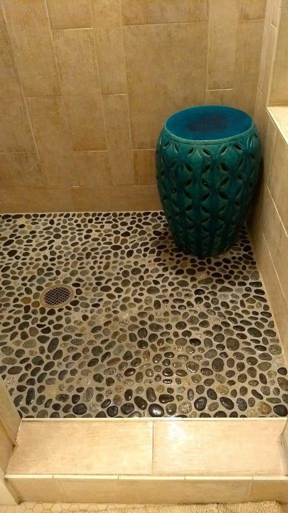 Best 25+ Pebble shower floor ideas on Pinterest | Shower, River ...