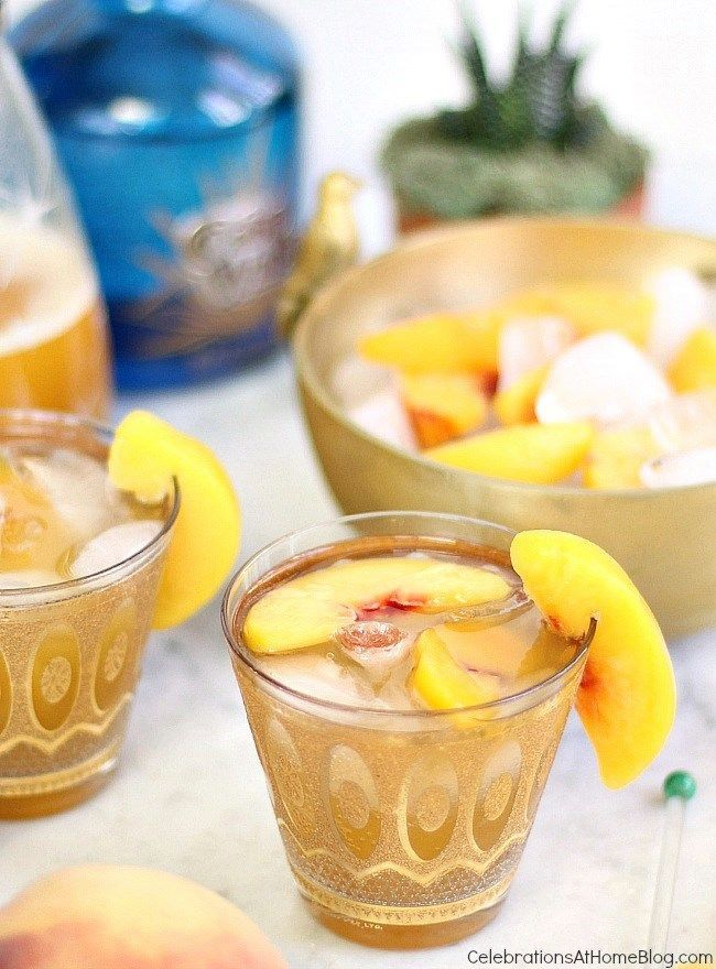 This peach margarita is out of this world delicious and refreshing. Cheers:)