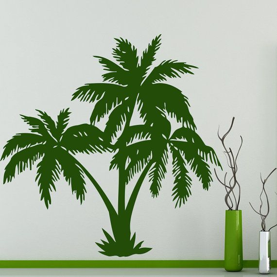 17 Best Ideas About Palm Tree Bathroom On Pinterest