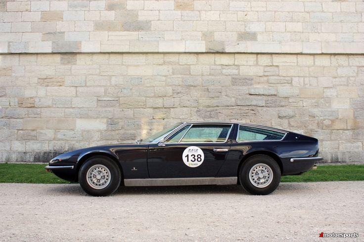 Maserati 4700 Indy America | Maserati car, Maserati, Cars