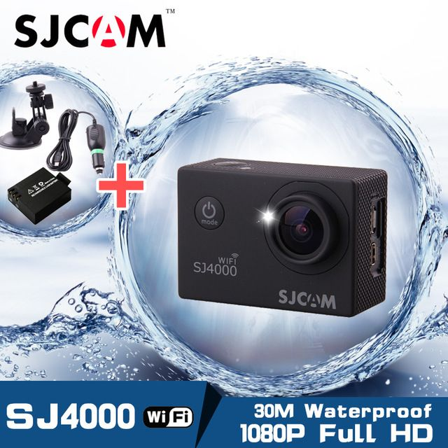 Original! SJCAM SJ4000 WiFi 1080P Full HD Extreme Sport DV Action Camera Diving 30M Waterproof Camera US $84.99-101.99 /piece Specifics  is_customized 	Yes Screen Size 	1.5 Inch High Definition Support 	1080P (Full-HD)  Click to Buy:http://goo.gl/Ld8Y6A