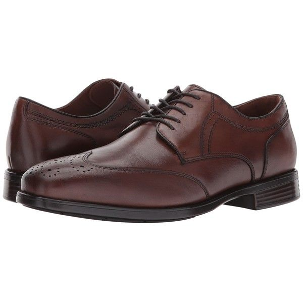 Johnston & Murphy XC4 Waterproof Branning Wingtip (Mahogany Waterproof... (9.960 RUB) ❤ liked on Polyvore featuring men's fashion, men's shoes, mens wing tip shoes, mens shoes, mens wide width shoes, mens wide fit shoes and mens lace up shoes