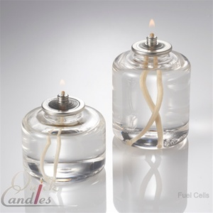 17 best images about restaurant candles on pinterest 8 for Alternative candle holders