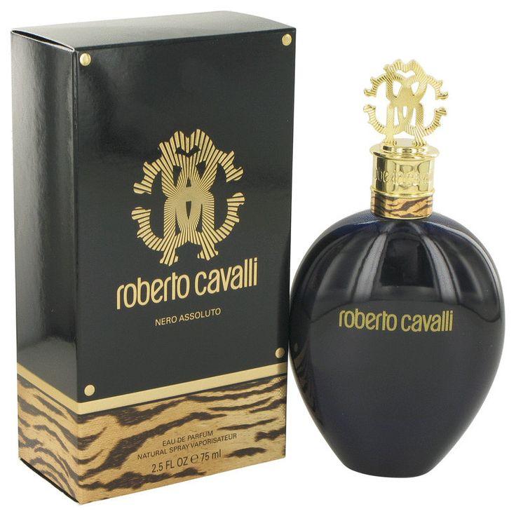 Roberto Cavalli Nero Assoluto Perfume by Roberto Cavalli