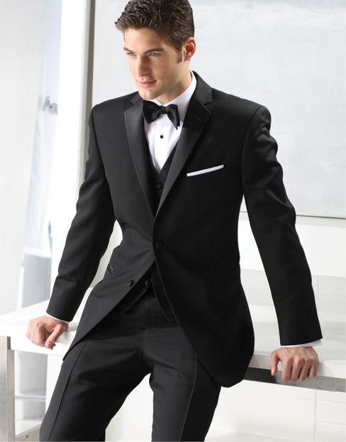 Collins Formal Wear - Black Prestige by Ike Behar  http://www.collinsformalwear.com/catalogue.html