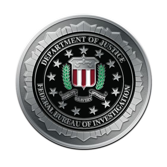 """Custom Challenge Coins made for """"Department Of Justice """", Design your own challenge coins from challengecoinscity.com."""