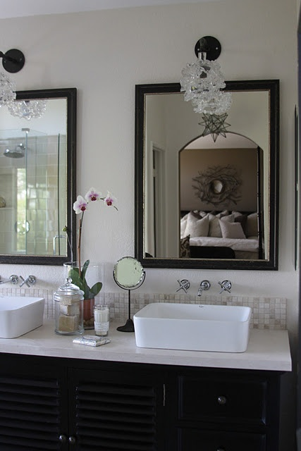 custom framed mirrors bathroom 1000 images about custom framed mirrors on 18028