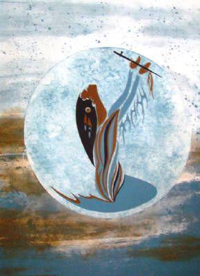 Maxine Noel artwork Circle of Peace kp