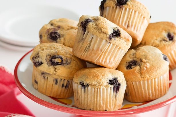 Remember how good the classic blueberry muffin is? Here's one you can watch food editor Kim Coverdale  prepare.