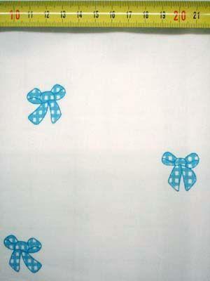 1537 LB blauw strik klein