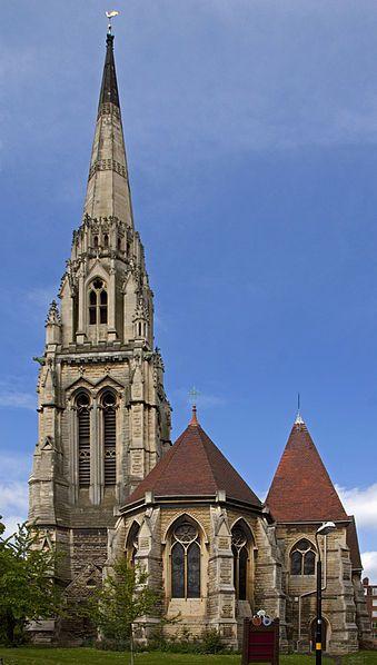 St Augustine's, Edgbaston