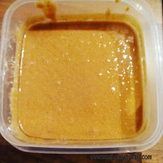 Cocina100%Vegetal: Mantequilla de cacahuete